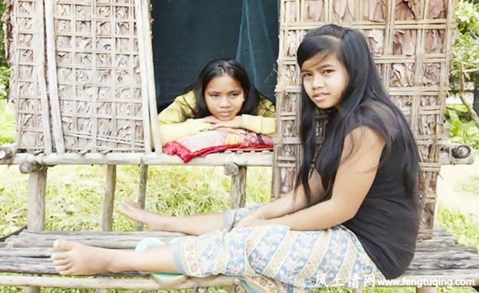 柬埔寨的性爱奇俗