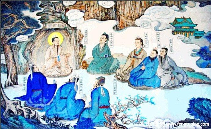 王远知神仙的传说故事_民间传说【风土情网】